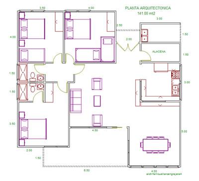 Proyectos construcciones prefabricadas for Planta arquitectonica de una oficina