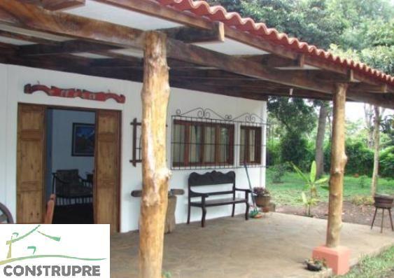 Casas prefabricadas con hermosos acabados y los mejores diseos - Casas prefabricadas para el campo ...